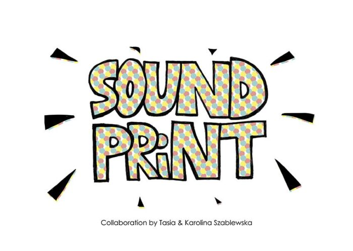 Sound Print (Limited Edition Printed Book) by Karolina Szablewska