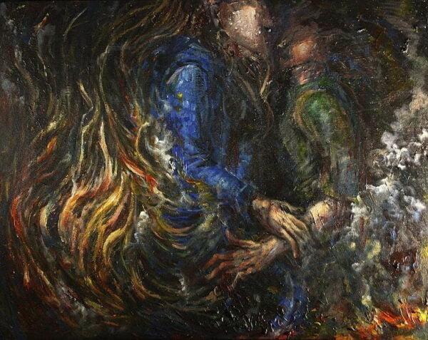 Art Prints - Unconscious Desire by Karolina Szablewska