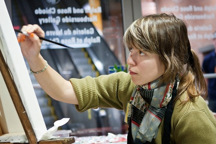 karolina szablewska canadian visual artist