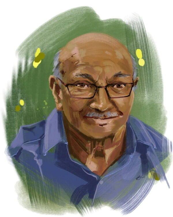 Art Commission - Digital Portrait Sketch / Custom Portrait Sketch by Karolina Szablewska