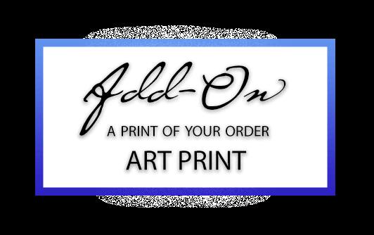 Art Commission Add-on: Art Prints of Your Order by Karolina Szablewska